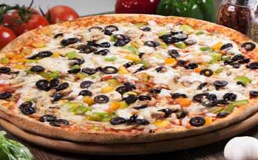 Veggie Lover's Pizza
